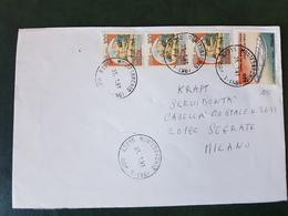 (28056) STORIA POSTALE ITALIANA 1991 - 6. 1946-.. Repubblica
