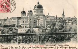 BERN ( Suisse ), écrite En 1904 - BE Berne