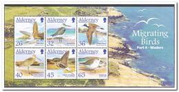 Alderney 2005, Postfris MNH, Birds - Alderney