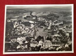 AK Lebach Saar Fliegeraufnahme Ca. 1950 - Kreis Saarlouis