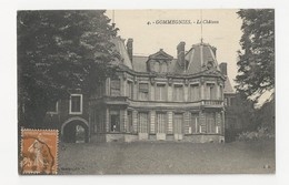 59 GOMMEGNIES - Le Château - Cpa Nord - France