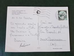 (28061) STORIA POSTALE ITALIANA 1991 - 6. 1946-.. Repubblica