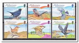 Alderney 2007, Postfris MNH, Birds - Alderney