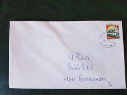 (28062) STORIA POSTALE ITALIANA 1991 - 6. 1946-.. Repubblica