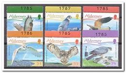 Alderney 2008, Postfris MNH, Birds - Alderney