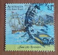 Teneriffe (Bateau) Australie - 1987 - 1980-89 Elizabeth II