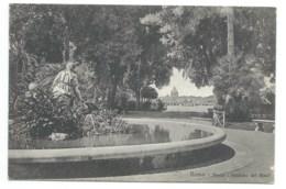 CARTE POSTALE ITALIE / ROMA PINCIO FONTANA DEL MOSE - Parks & Gardens