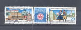 1984  DDR    Mi-2880-2881  19. Juni  Arbeiterfestspiele Der DDR  Bezirk Gera - DDR