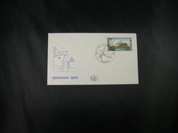 """BELG.1968 1479 FDC  (Gent )  : """" Zeekanaal Van Gent / Canal Maritime De Gand """" - FDC"""