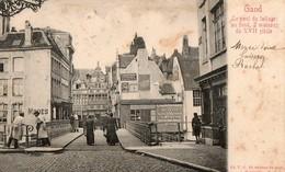 GAND ( Belgique ), écrite En 1904 - Gent