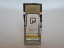 Métal - Paco Rabanne - 7.5 ML - Miniatures Modernes (à Partir De 1961)