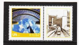LKA135 UNO WIEN 2011 GRUSSMARKEN MICHL 719 GRUSSMARKE ** Postfrisch Siehe ABBILBUNG - Wien - Internationales Zentrum
