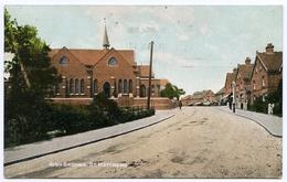 TUNBRIDGE WELLS - HIGH BROOMS, ST. MATTHEWS / ADDRESS - HEATHFIELD, SANDY CROSS - England