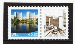 LKA136 UNO WIEN 2011 GRUSSMARKE MICHL 720 GRUSSMARKE ** Postfrisch Siehe ABBILBUNG - Wien - Internationales Zentrum