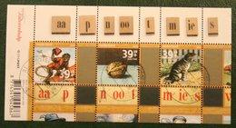 Zomerzegels Aap Noot Mies Deel 1 NVPH 2417 (Mi Block 94) 2006 JANSTEEN Gestempeld Used NEDERLAND NIEDERLANDE NETHERLANDS - 1980-... (Beatrix)