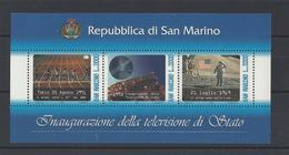 SAINT-MARIN  YT  Bloc  N° 19  Neuf **  1993 - Blocs-feuillets