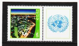LKA137 UNO WIEN 2011 GRUSSMARKE MICHL 721 GRUSSMARKE ** Postfrisch Siehe ABBILBUNG - Wien - Internationales Zentrum