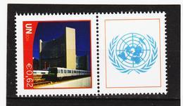 LKA139 UNO WIEN 2011 GRUSSMARKE MICHL 723 GRUSSMARKE ** Postfrisch Siehe ABBILBUNG - Wien - Internationales Zentrum