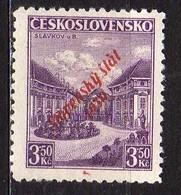 Slowakei / Slovakia, 1939, Mi 19 A * Geprüft [240319XXIV] - Slowakische Republik