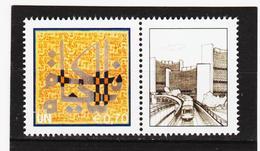 LKA141 UNO WIEN 2011 GRUSSMARKE MICHL 725 GRUSSMARKE ** Postfrisch Siehe ABBILBUNG - Wien - Internationales Zentrum