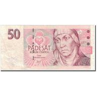 Billet, République Tchèque, 50 Korun, 1997, KM:17, TB+ - Tchéquie