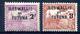 Wallis Et Futuna     Taxes     9/10  * - Timbres-taxe