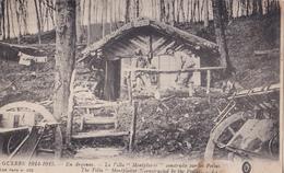"""LA VILLA """" MONTPLAISIR """" En Argonne - Gde Guerre 1914/1915 - A Voir - France"""