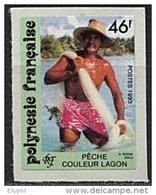 Polynésie, N° 427** Y Et T - Polynésie Française