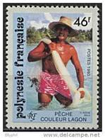 Polynésie, N° 426** Y Et T - Polynésie Française