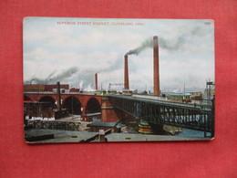 Superior Street Viaduct   Cleveland  Ohio   Ref 3236 - Cleveland