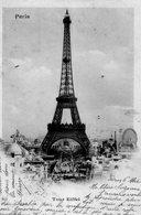 PARIS, La Tour Eiffel ( écrite En 1902 ) - Eiffelturm