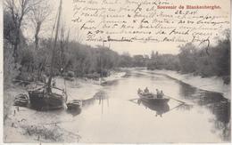 Souvenir De Blankenberghe - 1904 - Uitg. Nels Brussel - Delft Serie 16 - Blankenberge