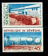 SENEGAL 335/336** Industrialisation - Sénégal (1960-...)