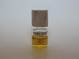 Macho Musk - Fabergé - Eau De Toilette - 3 ML - Miniatures Modernes (à Partir De 1961)