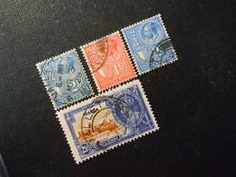 Malta  Mi 120/170/155/157 1927/1935 - King Georg V - Mi 9,00 € - Malte