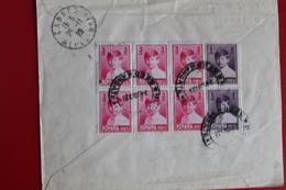 1929       ENVELOPPE       RECOMMANDEE    COMPLETE       DE   BUCAREST     POUR    CANNES    2   PHOTOS - 1918-1948 Ferdinand I., Charles II & Michel
