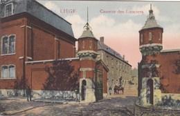 Liege, Kriegsgefangenen Sendung, Caserne Des Lanciers (pk57630) - Liege