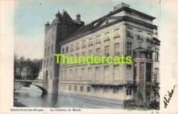 CPA BRUGGE SAINTE CROIX LEZ BRUGES LE CHATEAU DE MAELE - Brugge