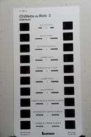 LESTRADE  MSM     41606 A   CHÂTEAU DE BLOIS 2  : INTÉRIEURS - Visionneuses Stéréoscopiques