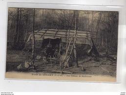 Forêt De SENART - Une Cabane De Bûcherons - Très Bon état - France