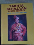 MALAYSIA 1987 Takhta Negeri Sembilan Malaya Sultan Royal King History Negri Sembilan - Books, Magazines, Comics
