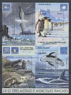 TAAF 2001 - N° F298 - Sur Les Terres Australes Et Antarctiques - Neuf -** - Terres Australes Et Antarctiques Françaises (TAAF)