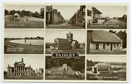 PAISLEY : MULTI-VIEW - ENTRANCE TO INFECTIOUS DISEASE HOSPITAL, HAWKHEAD - Renfrewshire