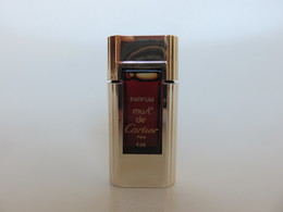 Must De Cartier - Parfum - 4 ML - Miniatures Modernes (à Partir De 1961)