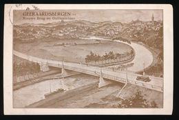 GERAARDSBERGEN  NIEUWE BRUG EN GUILLEMINLAAN - Geraardsbergen