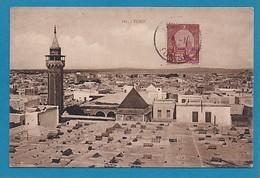 Tunisie TUNIS Ed Lehnert Landrock 105 CAD 1912 - Tunisie