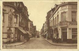 Heyst S/ Mer -- Rue Du Kursaal. (2 Scans) - Heist