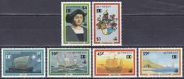 St. Vincent 1992 Geschichte History Entdeckungen Discovery Kolumbus Columbus Schiffe Ships Chicago EXPO, Mi. 1992-7 ** - St.Vincent (1979-...)