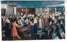 THE  HOTEL  FLAMINGO  LAS  VEGAS  NEVADA      TBE US359 - Las Vegas