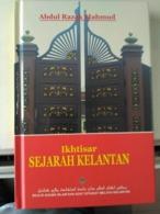 MALAYSIA Malaya Royal King Sultan Kelantan History Sejarah 2017 Hardcover Book - Old Books